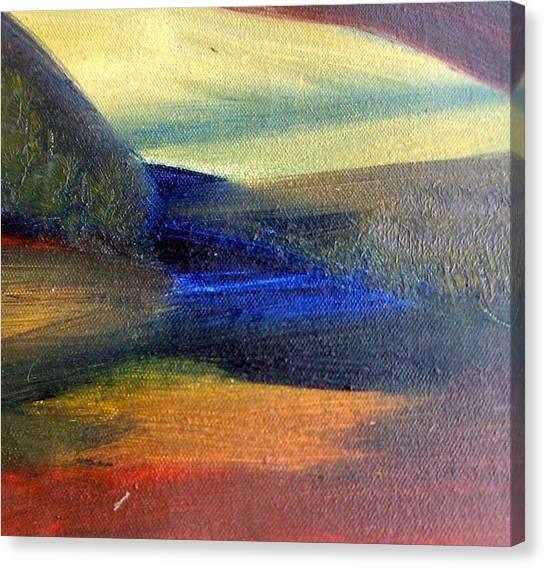 Sunrise  Canvas Print by Michaela Kraemer