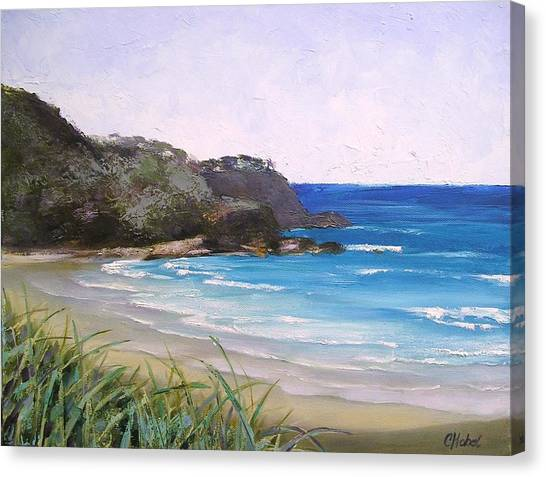 Sunshine Beach Qld Australia Canvas Print