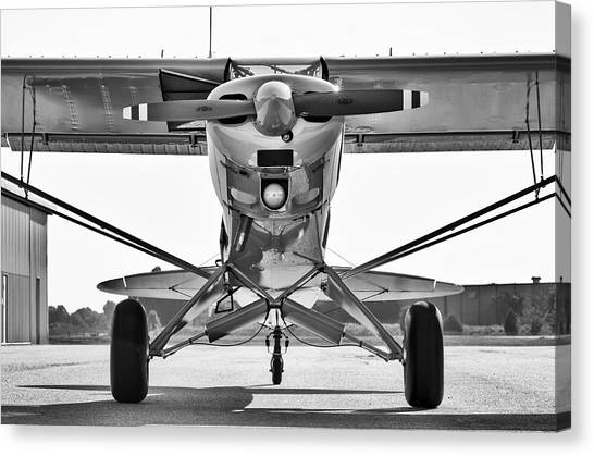 Super Cub Canvas Print
