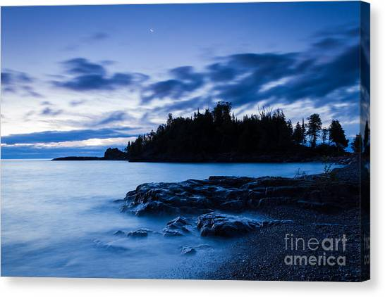 Superior Morning Canvas Print