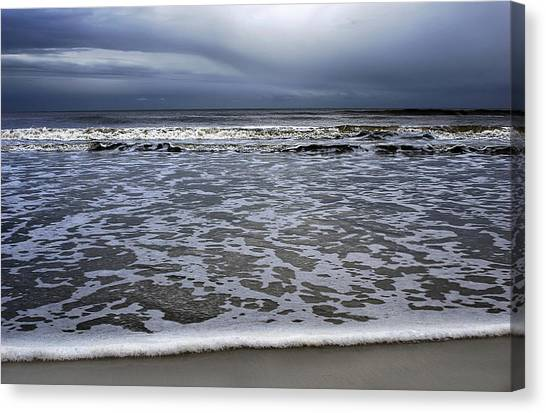Surf And Beach Canvas Print