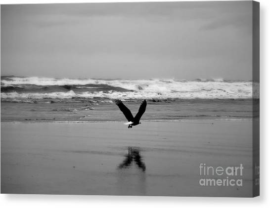 Surfer Canvas Print