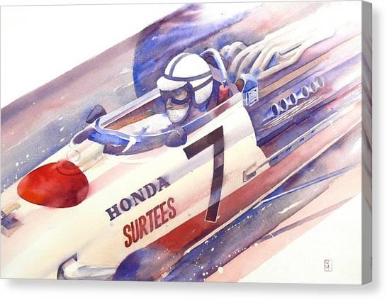 Surtees Canvas Print