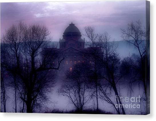 Susquehanna Commons... Canvas Print