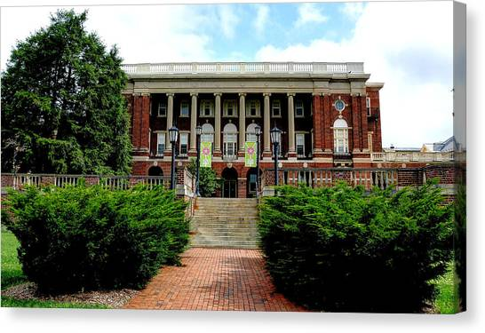 Sweet Briar Canvas Print - Sweet Briar 9 by Todd Hostetter