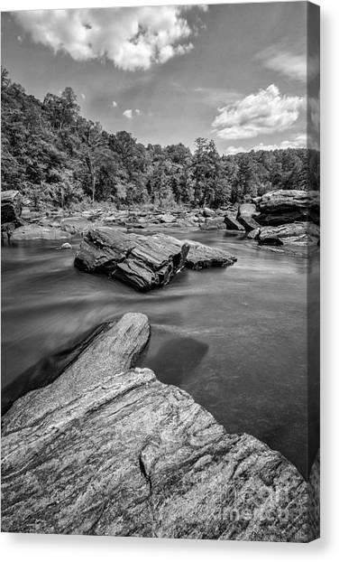 Sweetwater Creek II Canvas Print
