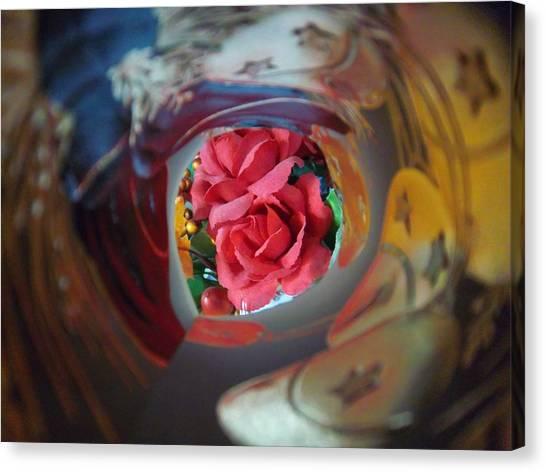 Swirl Canvas Print by Rosalie Klidies