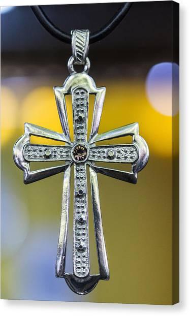 Symbol Of Faith Canvas Print