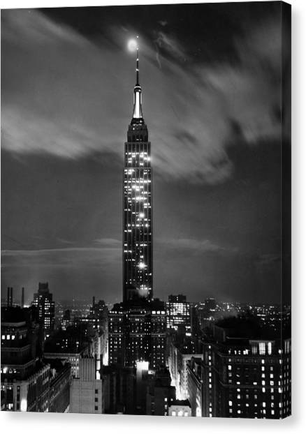 New York City Canvas Print by Retro Images Archive