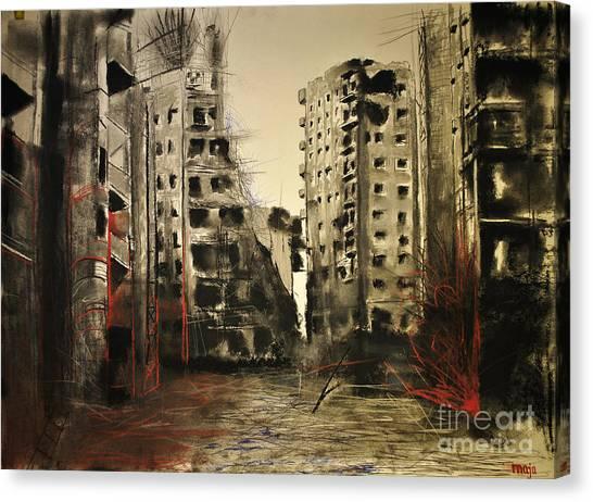 Syria Canvas Print
