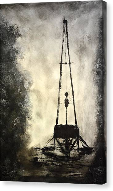 Marlow Canvas Print - T. D. by Shawn Marlow