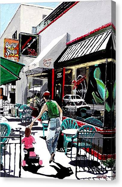 Taco Loco Canvas Print by Paul Guyer