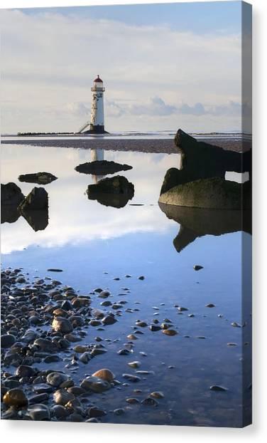 Talacer Abandoned Lighthouse Canvas Print