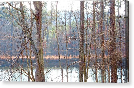 Tallapoosa Canvas Print by Keith May