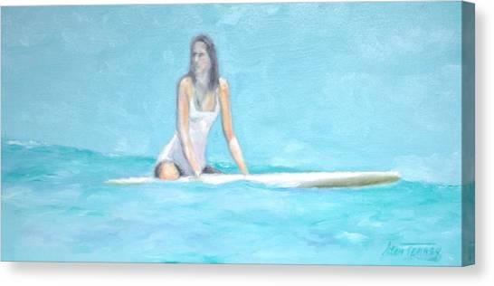 Tammi Canvas Print