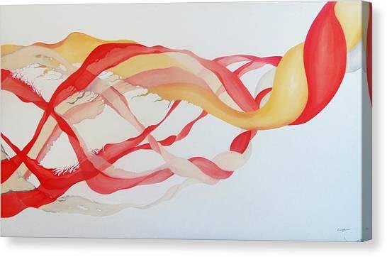 Tango Canvas Print by Emil Bodourov