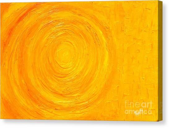 Tangy Tones Canvas Print