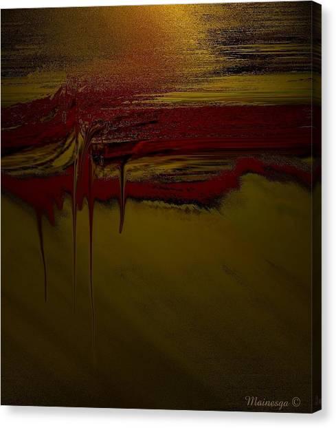 Tapiz-2 Canvas Print