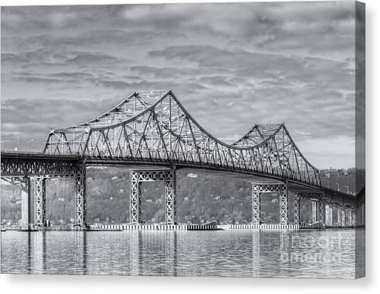 Tappan Zee Bridge Iv Canvas Print