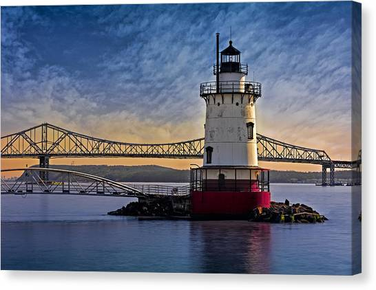 Tarrytown Light Canvas Print