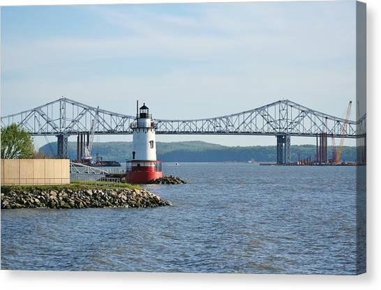 Tarrytown Lighthouse Canvas Print