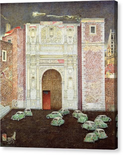 Taxi Rank Canvas Prints | Fine Art America
