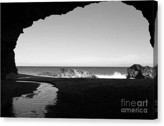 Telescopic  Canvas Print