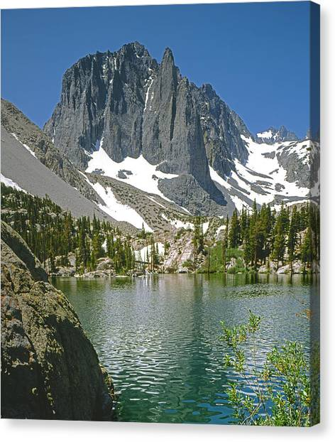 2m6437-temple Crag Canvas Print