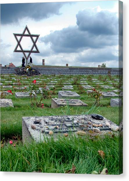 Terezin Canvas Print by William Beuther