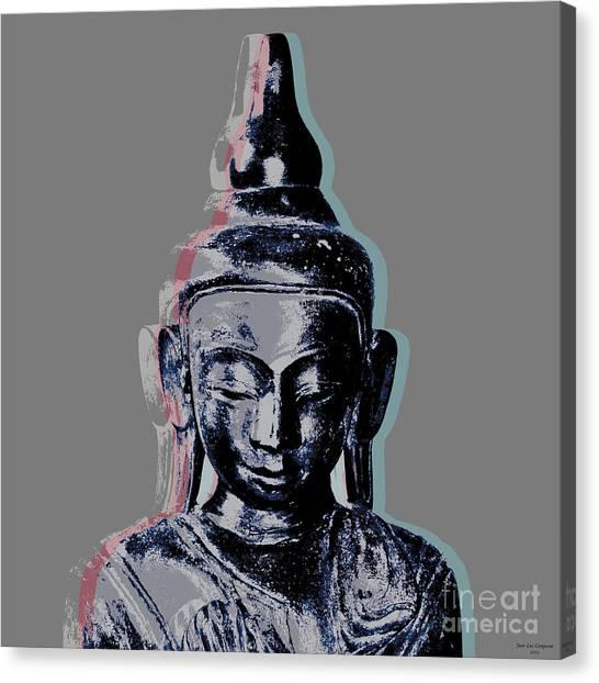Thai Buddha #2 Canvas Print