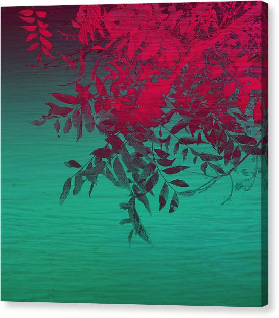That Tropical Feeling Canvas Print