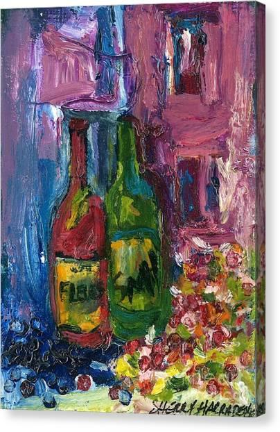 Thats A Vino Canvas Print