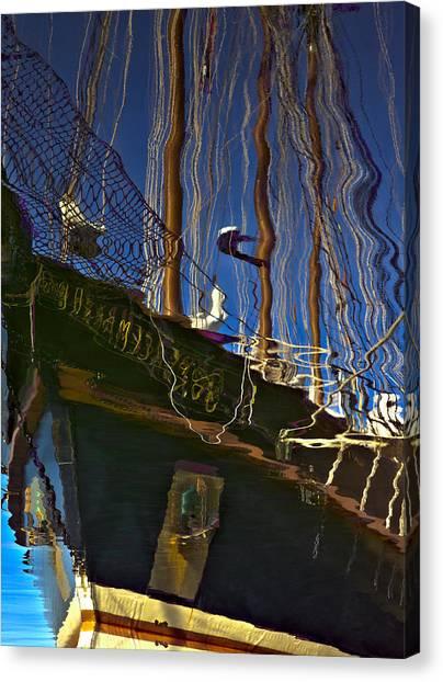 The Baltimore II Canvas Print