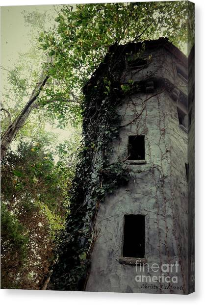 The Bell Tower  Canvas Print