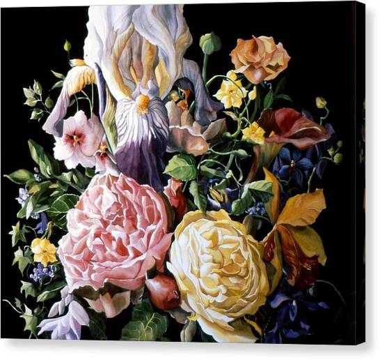 The Best Of Spring Canvas Print by Alfred Ng