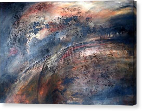 The Birth Of Andromeda Canvas Print