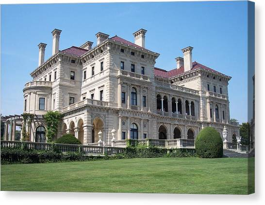 The Breakers Canvas Print