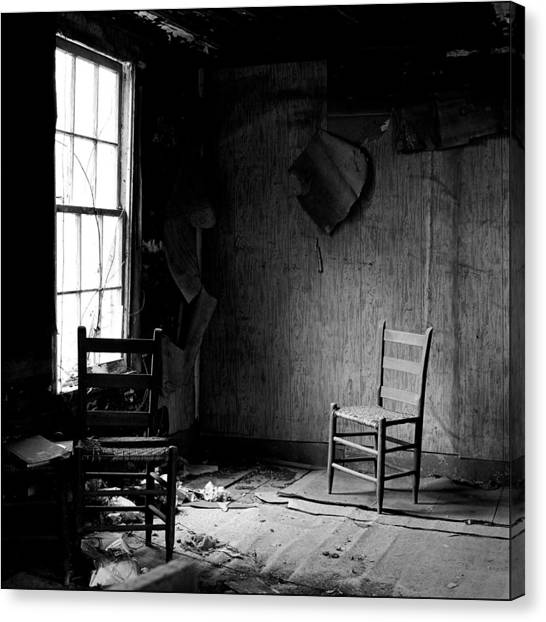 The Chair Canvas Print