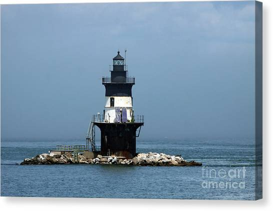 Canvas Print - The Coffee Pot Lighthouse by Christiane Schulze Art And Photography