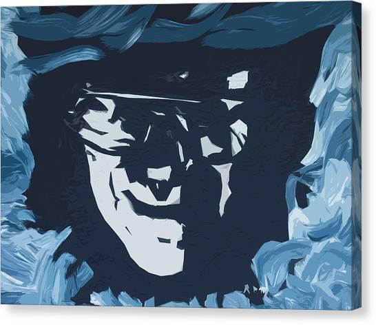 The Devil Wore Cartier Canvas Print
