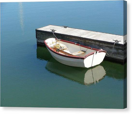 The Dingy Canvas Print