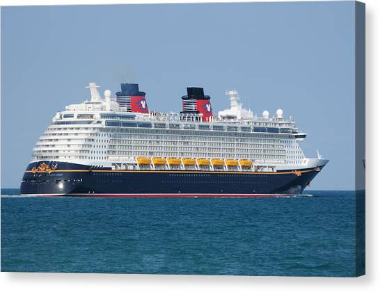 The Disney Dream Canvas Print