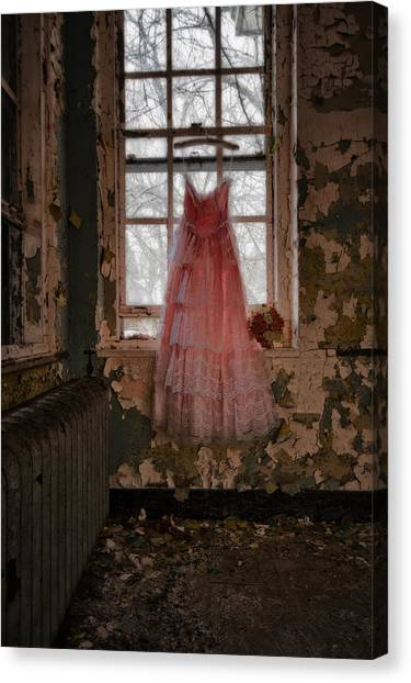 The Dress Canvas Print