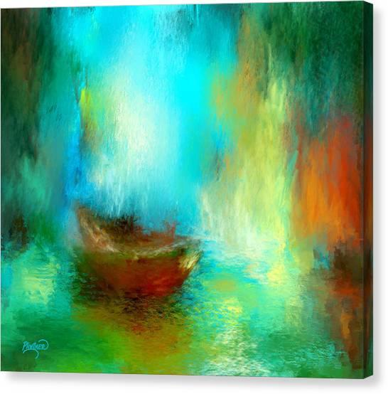 The Drifter Canvas Print