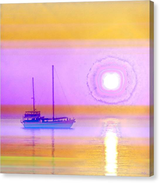 Canvas Print - The Drifters Dream by Holly Kempe