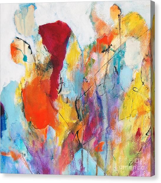 The Embrace Canvas Print
