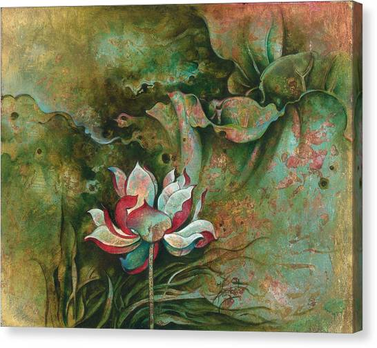 The Eremite Canvas Print