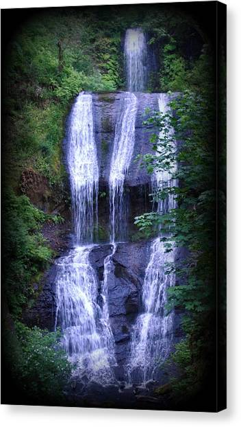 The Falls Photograph By Amanda Eberly Kudamik