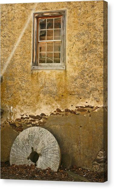 The Forgotten Millstone Canvas Print