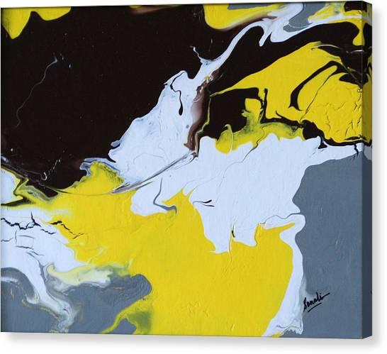 The Free Spirit 2  Canvas Print